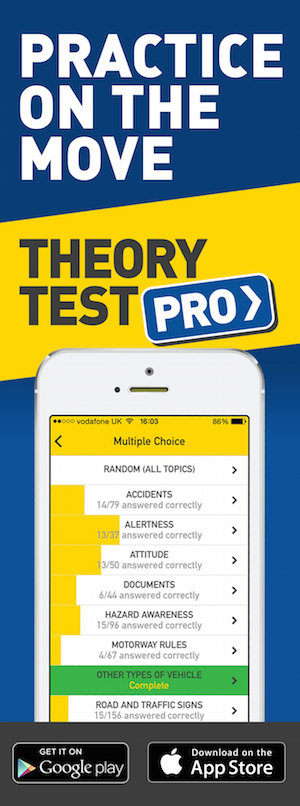 Theory Test Pro in partnership with Barbados Driver Training Advisory Services